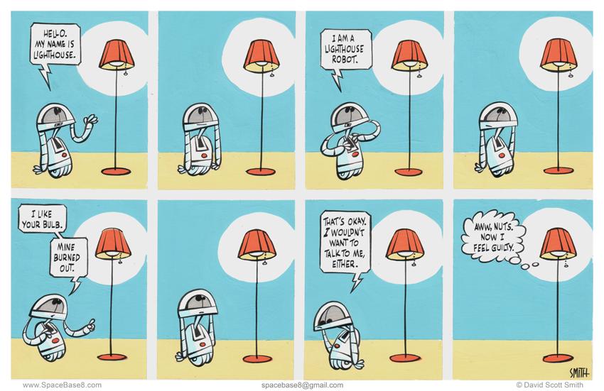I like Your Bulb
