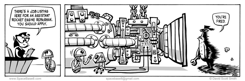 Rocket Repairman