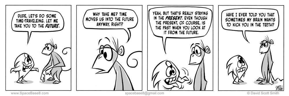 Present Is Past