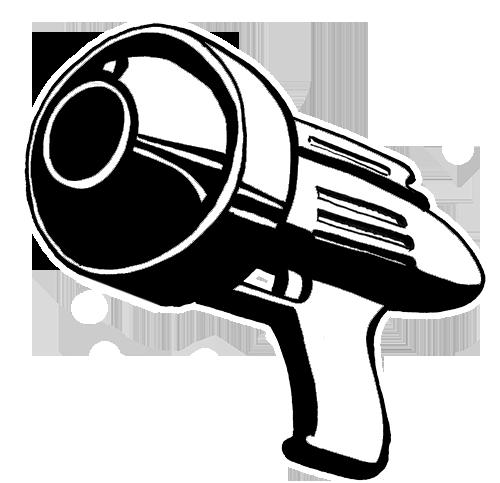 Rayblaster Ray Gun