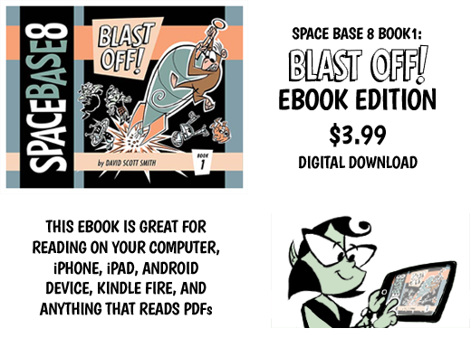 Blast Off! ebook edition