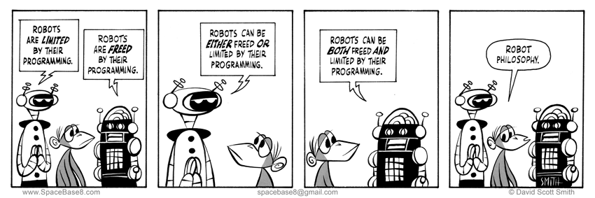 Robot Philosophy
