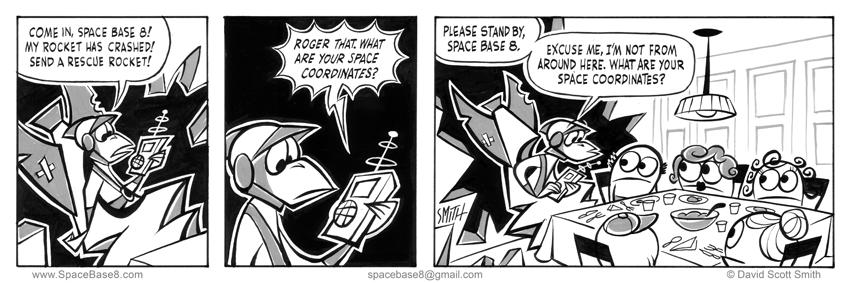 Space Coordinates