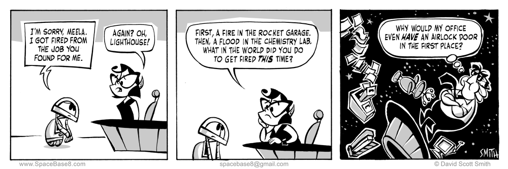 Office Air Lock