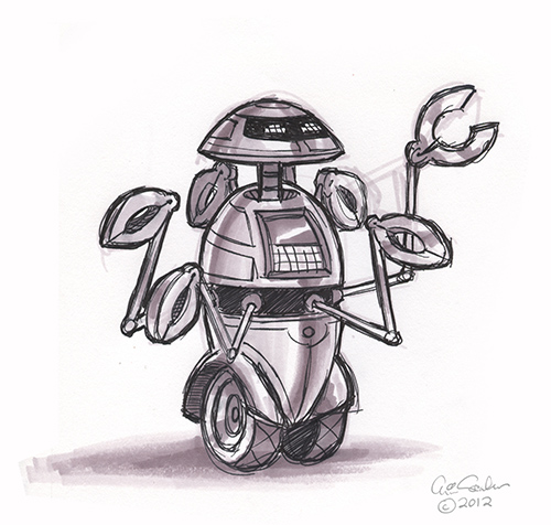 Multi Arm robot