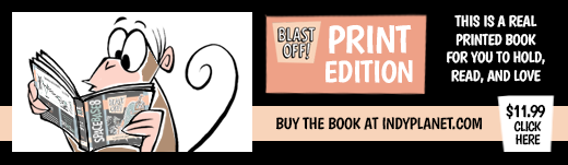 Space Base 8 Book 1: Blast Off! Print Edition